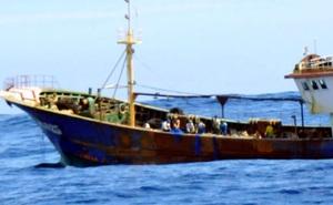 Phát hiện xác 1 ngư dân trong tủ đông tàu cá Trung Quốc, nghi bị bạo hành