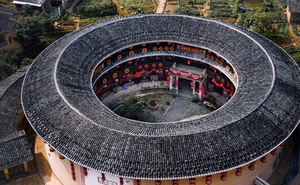 Mãn nhãn với 'hóa thạch sống' của kiến trúc cổ Trung Hoa: Khu chung cư đất nung lớn nhất thế giới, là một kiệt tác sáng tạo của văn hóa xưa