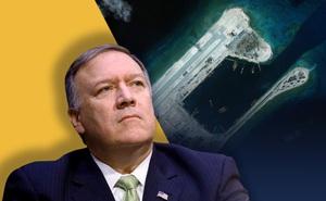 """Bác bỏ yêu sách biển của TQ: Mỹ đảo ngược chính sách """"chủ nghĩa biệt lập"""" với Biển Đông"""