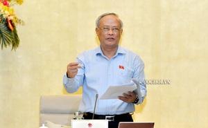Phó Chủ tịch Quốc hội phê bình Bộ Nội vụ về việc cử cán bộ dự họp