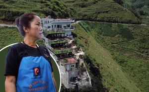 """Bà chủ Mã Pì Lèng Panorama: """"Tôi sẽ gắn bó với mảnh đất này, sẽ làm lại mọi thứ"""""""