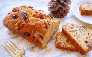 """Chuối chín trong nhà """"ế ẩm"""" không ai ăn nhưng mang làm bánh thế này thì ngon ngỡ ngàng, ăn bữa sáng hay bữa phụ đều thích mê"""