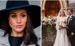 """Meghan Markle được cho là nổi cơn thịnh nộ và cảm thấy bị """"sỉ nhục"""" vì đám cưới đẹp như cổ tích của công chúa nước Anh"""