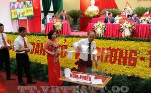 Chủ tịch huyện Quốc Oai không trúng Ban chấp hành Đảng bộ huyện