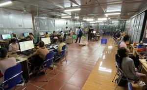 """Từ kho hàng lậu """"khủng"""" ở Lào Cai, phát hiện phần mềm giúp lấy mã định danh người dùng rất nguy hại"""