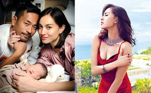 """Kiều nữ TVB chấp nhận làm """"máy đẻ"""", cặp kè tỷ phú sòng bài 2 đời vợ"""