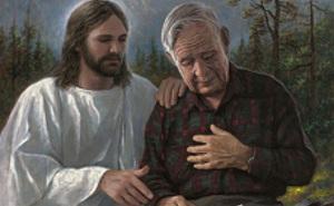 Cầu Chúa cứu giúp song thất bại, ông lão lên thiên đàng trách móc rồi câm nín trước 1 câu nói