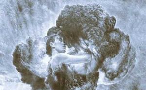 Thấy hình ảnh dữ dội hay lãng mạn trước tiên, điều đó tiết lộ khao khát bạn chất chứa trong lòng