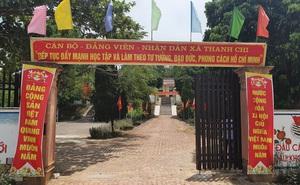Chủ tịch xã quan hệ bất chính với nữ Chủ tịch Hội Nông dân nhận án kỷ luật