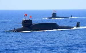 """Mỹ khẩn cấp giao """"vũ khí nóng"""" cho Ấn Độ - Tàu ngầm Trung Quốc chạy trời không khỏi nắng"""
