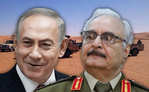 Israel đã tham chiến, tướng Haftar đánh đâu thắng đó là nhờ người Do Thái?