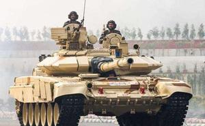 T-90S của Ấn Độ 'gặp khó' trước tăng Type 15 của Trung Quốc