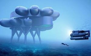 Phòng thí nghiệm dưới biển