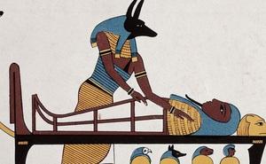 Anubis - Vị thần chết Ai Cập được tôn vinh bởi 8 triệu con chó xác ướp