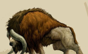 """Bò rừng Kỷ Băng hà """"sống dậy"""" sau 9.300 năm ngủ sâu dưới lớp băng vĩnh cửu"""