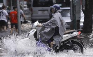 Đợt mưa cực lớn bao phủ cả nước từ ngày mai