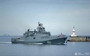 Ảnh hưởng của Nga ở Địa Trung Hải là không thể phủ nhận