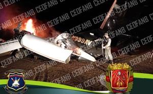 NÓNG: Tiêm kích Không quân Venezuela bắn hạ 1 máy bay Mỹ xâm phạm vùng trời