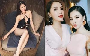 Sau khi nghỉ chơi với hoa hậu Kỳ Duyên, cuộc sống của Jolie Nguyễn thế nào?