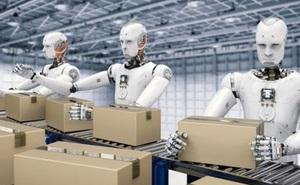 Bàn tay robot có cảm xúc như người