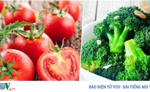 Chế độ ăn uống trong mùa hè có thể giúp ngăn ngừa ung thư da