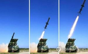 Hé lộ vụ phóng thử tên lửa của Triều Tiên sau gần một tháng