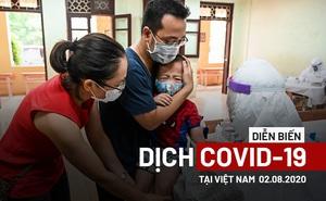 Ca tử vong thứ 6 liên quan COVID-19 tại Việt Nam; Thêm 30 người ở 6 tỉnh thành mắc COVID-19