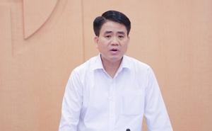 Chủ tịch Hà Nội: 'Nếu phát hiện ca dương tính, không tổ chức cách ly cả phường, quận'