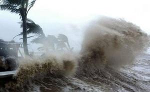 Đường đi của cơn bão số 3 Mekkhala trên Biển Đông