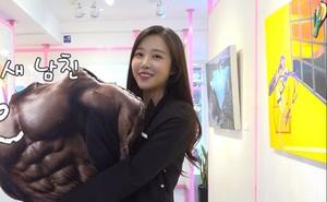 Nữ idol K-pop gây tranh cãi vì vào cửa hàng 'đồ chơi' tình dục