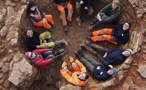 Xẻ công viên xây nhà, lọt vào 'thế giới ma' mất tích 1.600 năm trước