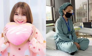 BTV Tạ Thu Hương: Ca phẫu thuật thứ 3, mình đau đến mức bật khóc