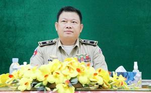 Bị 5 nữ đồng nghiệp tố quấy rối tình dục, Tướng cảnh sát Campuchia bị đình chỉ