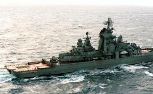 Tuần dương hạm 'khủng long' của hải quân Nga sẽ trở lại, lợi hại hơn xưa