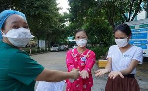 Ngày ra viện của nữ điều dưỡng mắc Covid-19 ở Bệnh viện Đà Nẵng