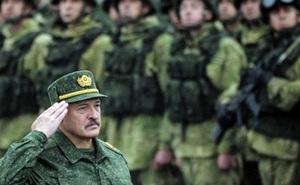 Belarus chuyển quân tới biên giới NATO giữa lúc nhạy cảm