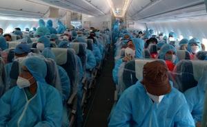 BS Nguyễn Trung Cấp: Chuyện giờ mới kể về buồng áp lực âm trên máy bay về từ Guinea Xích Đạo