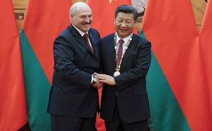 """Biểu tình tại Belarus khiến """"mối nối"""" Vành đai và Con đường đến Đông Âu chững lại"""