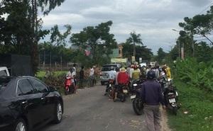 Quảng Nam: Cô gái trẻ đi xe máy gục chết sau tiếng nổ lớn phát ra từ đống rác
