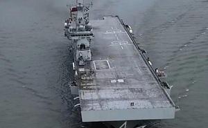 Vội vàng đưa tàu sân bay trực thăng vào hoạt động, TQ gặp rắc rối lớn