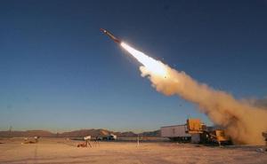 Hệ thống phòng thủ Patriot tối tân bắn trượt mục tiêu khi thử nghiệm
