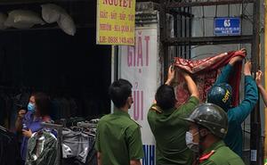 Vụ vali bốc mùi trước dãy trọ ở Sài Gòn: Bên trong chứa thi thể trẻ sơ sinh