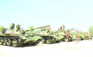 Tạm cất xe tăng, nhận pháo phòng không tự hành đi đánh máy bay: Cuộc chiến mới bắt đầu