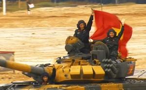 Tank Biathlon 2020: Đội Việt Nam xuất sắc vào bán kết - Rất xứng đáng