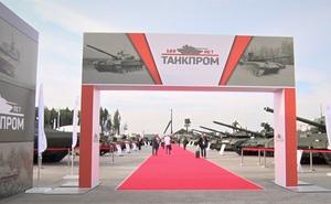 """""""Con đường vinh danh"""" 100 năm ngành chế tạo xe tăng Liên Xô và Nga"""