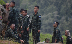 Binh sĩ Thái Lan mắc Covid-19 sau khi huấn luyện chung với Mỹ