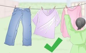 Muốn quần áo khô nhanh lại thơm tho trong những ngày mưa nhiều thì các chị em vào đây xem ngay bí kíp nhé!