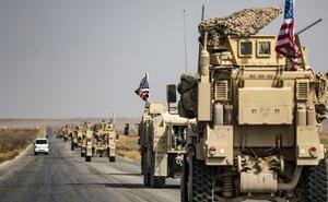Căn cứ quân sự Mỹ ở Syria bị dội tên lửa