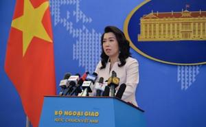 Bộ Ngoại giao thông tin việc đưa công dân về VN trong bối cảnh trong nước xuất hiện ca nhiễm mới