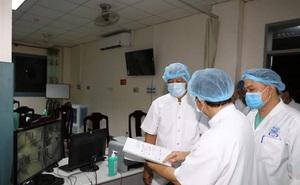 19 bệnh nhân chuyển ra Huế rất nặng, 1 bệnh nhân đặt Filter tĩnh mạch chủ
